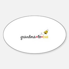 Grandma to bee Decal