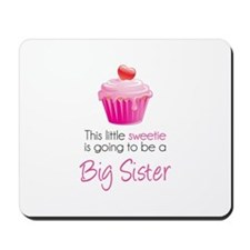 This little sweetie Mousepad