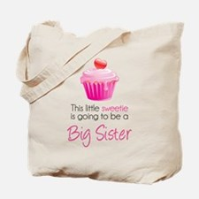 This little sweetie Tote Bag