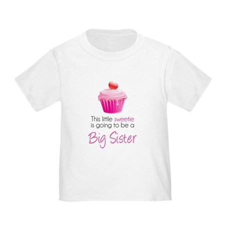 This little sweetie Toddler T-Shirt