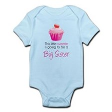 This little sweetie Infant Bodysuit