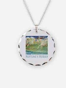 Neptune's Horses Necklace
