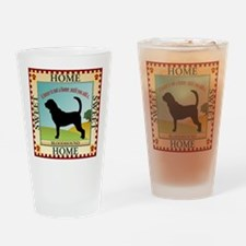 Bloodhound Drinking Glass