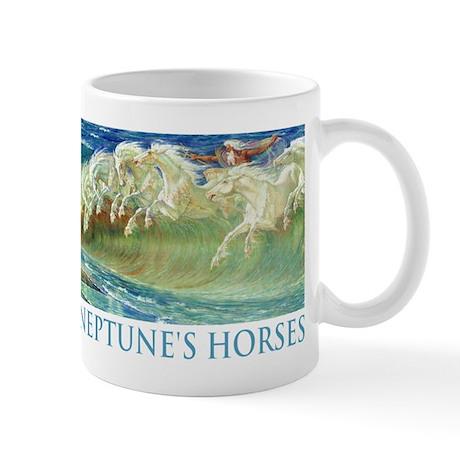 Neptune's Horses Mug