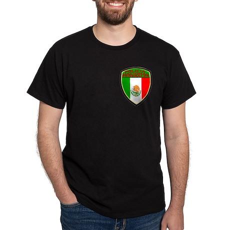 Federales Black T-Shirt