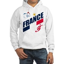 France World Cup Soccer Hoodie