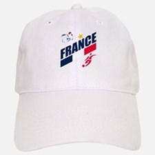France World Cup Soccer Baseball Baseball Cap