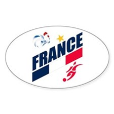 France World Cup Soccer Decal