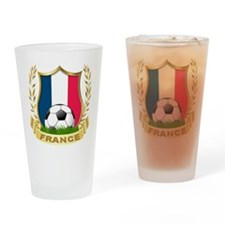 France Pint Glass