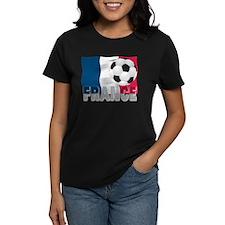 France World Cup Soccer Tee