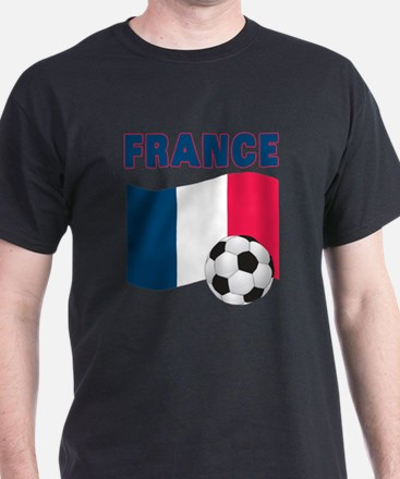 France World Cup Soccer T-Shirt