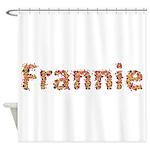 Frannie Fiesta Shower Curtain