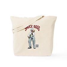 Sauce Boss Live Tote Bag