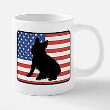 American French Bulldog Mugs