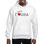 hellaGSA_front.png Hooded Sweatshirt