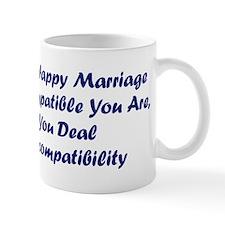 Happy Marriage Mug