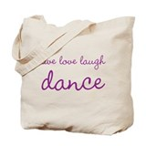 Dance Totes & Shopping Bags