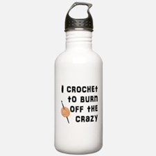 Crazy Crochet Water Bottle