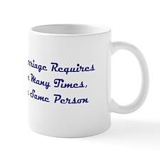 Successful Marriage Mug