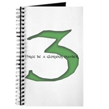 Three be a glorious number Journal