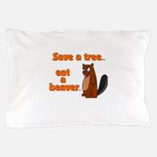 beaver.png Pillow Case