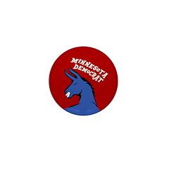 Minnesota Democrat Small Pin