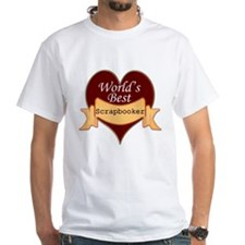 Worlds Best Scrapbooker T-Shirt