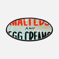 NYC: Malteds and Egg Creams Patches