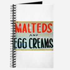 NYC: Malteds and Egg Creams Journal