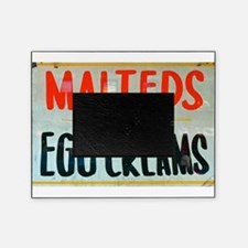 NYC: Malteds and Egg Creams Picture Frame
