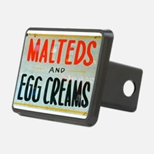 NYC: Malteds and Egg Creams Hitch Cover