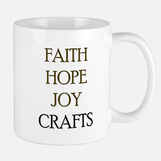 FAITH HOPE JOY CRAFTS Mug