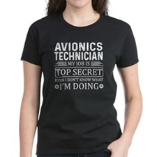 Funny Soldier's fiancee T-Shirt