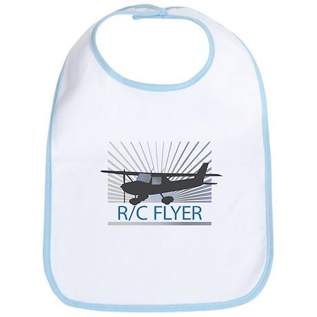 RC Flyer Hign Wing Airplane Bib