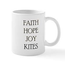 FAITH HOPE JOY KITES Mug