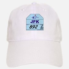 JFK New York Airport Luggage Tag Baseball Baseball Cap
