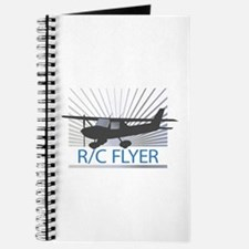 RC Flyer Hign Wing Airplane Journal