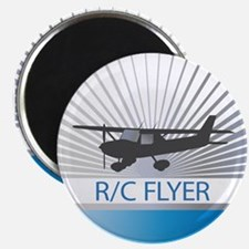 RC Flyer Hign Wing Airplane Magnet