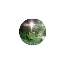 Sunbeam of Hope Mini Button
