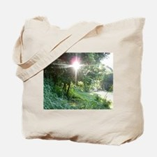 Sunbeam of Hope Tote Bag
