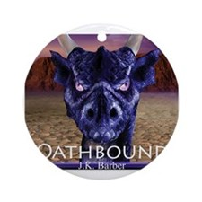 Oathbound Ornament (Round)