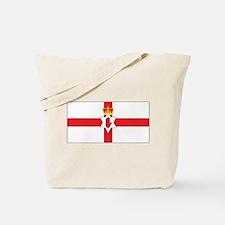 Northern Ireland Flag Tote Bag