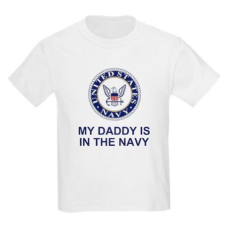 Navy-My-Daddy T-Shirt