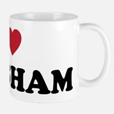I Love Gresham Oregon Mug