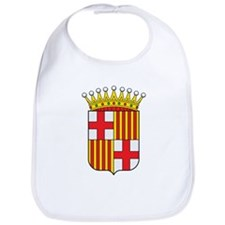Barcelona Coat Of Arms Bib