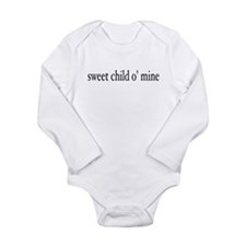 sweet child o mine Body Suit