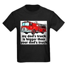 Unique Firefighter T