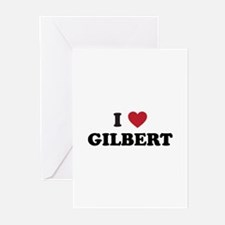 I Love Gilbert Greeting Cards (Pk of 20)