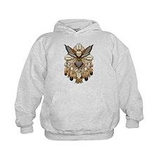 Aplomado Falcon Dreamcatcher Hoodie