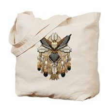 Aplomado Falcon Dreamcatcher Tote Bag
